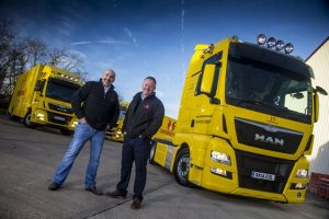Thinking about the way forward for the Haulage Industry