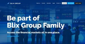 Join one of the Best Online Brokers the Blix Group – The Globally Recognized