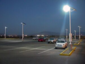 Everything You Should Know About Parking Lot Solar Lighting